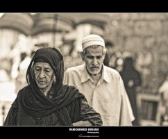 old people by Almowhed
