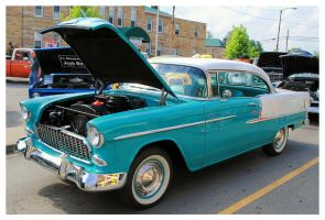1955 Chevy BelAir by TheMan268