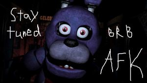 Five Nights At Freddy's by lune2526