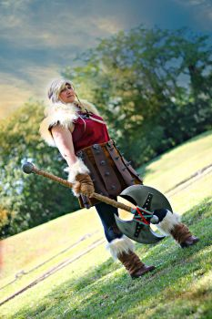 Astrid Hofferson_ by JamieCool