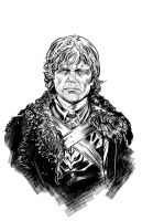 Tyrion Lanister by GIO2286