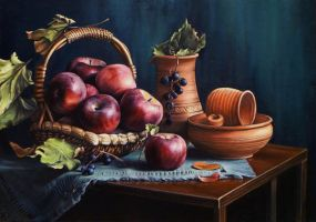 Still Life1 by HessamNM