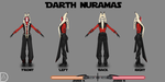 Star Wars OC - Darth Nuramas by TRDaz