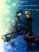 KH: Sweet Sorrow by Jullika