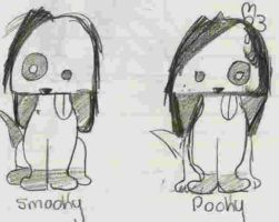 Smooky And Pooky by Sylladexter
