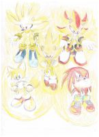 Super Sonic Power by thesoniczone11