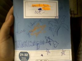 exercise book2 by Hintia