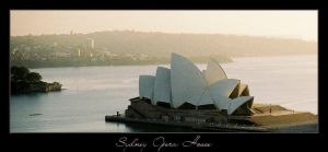 Sydney Opera House by 0-kelley-0