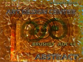 ADC Brushes 44 - Abstract by 4sundance