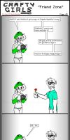 Minecraft Comic: CraftyGirls Pg 45 by TomBoy-Comics