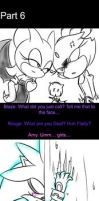 A Silvaze comic? part 6 by idolnya