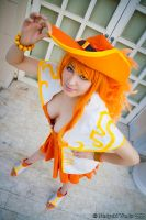 it's a pleasure to meet you, Nami cosplay onepiece by Giuzzys