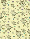 Cat Wallpaper by poly-esther