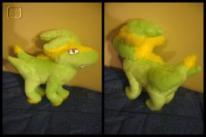 Pokemon: Electrike Plushie