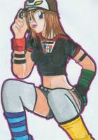 VOLTRON...THE ROCK CHICK by PomBadguy