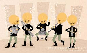 Rockin'  the Cantina by MeghanMurphy