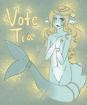 VOTE TIA! SS 2013 Pageant by Kingdomkey