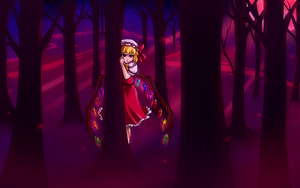 Flandre's Forest by MisChibiOus