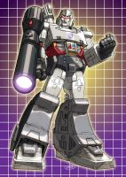 G-1 Megatron by Dan-the-artguy