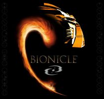 BIONICLE Album cover by NuvaPrime