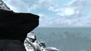 Skyrim - Top of the World by HappyKnight
