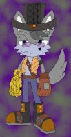 Steampunk Wolfen by lizardman22