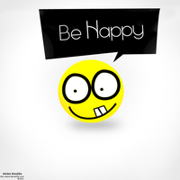 Be Happy by Aminebjd