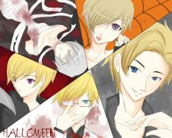 Halloween Nordics by Aka-DenSuFreak