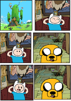 Adventure Time Z chap.1 page 4 by MarcosPower1996