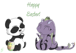 Happy Easter 2015 by Ventus-Fall
