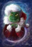 The Grinch by Mad--Munchkin