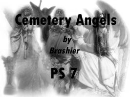 Cemetery Angels by Brashier