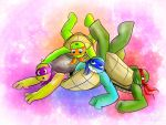 Turtle Pile by FrillyReptile