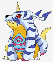 Gabumon by NekoHime07