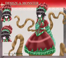ToDA Design a Monster - Alraune by NarratorClaire