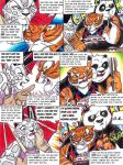 KFP Felines are complex 03 by YogurthFrost