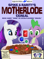 MOTHERLODE CEREAL by Tim-Kangaroo