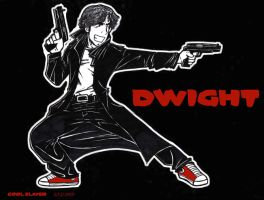 Dwight by cool-slayer
