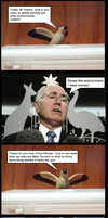 Yes Minister by WorldSerpent