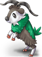 Skiddo by Cinnamon-Quails