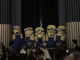 The Minions by Mika-nii
