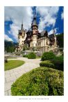 Peles Castle - II by DimensionSeven