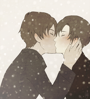 eren.levi - kiss in cold by ruuari