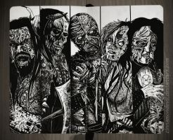 Sketchbook | Lordi, Monstereophonic by CinnamonDevil
