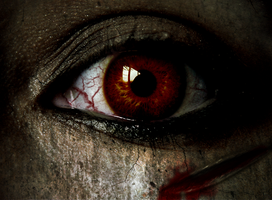 Zombie Eye PLUS TUTORIAL and TOOL PACK by VelmaGiggleWink