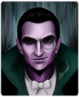 Count von Count by Morrian-Gilmour