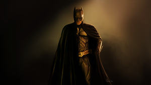 Batman - Painting by Lasse17