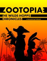 Zootopia: The Wilde-Hopps Chronicles (cover) by PvtScott
