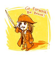 Go Forward by amoykid