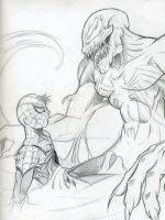 spiderman 2012 by fullmetalschoettle